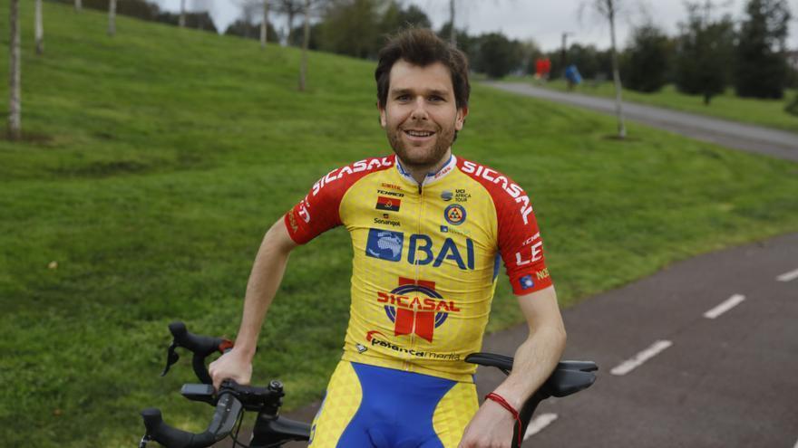 El Bai Sicasal, con Mauro Rato, estará en la Vuelta Ciclista a Asturias