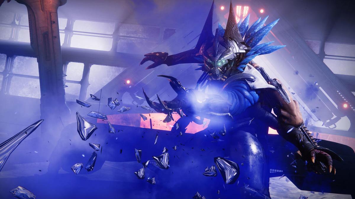 Una imagen de 'Destiny 2: Más allá de la luz'.