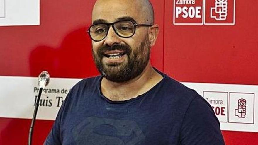 El alcalde de Fuentesaúco critica la negativa de la Junta a usar el centro social para vacunar