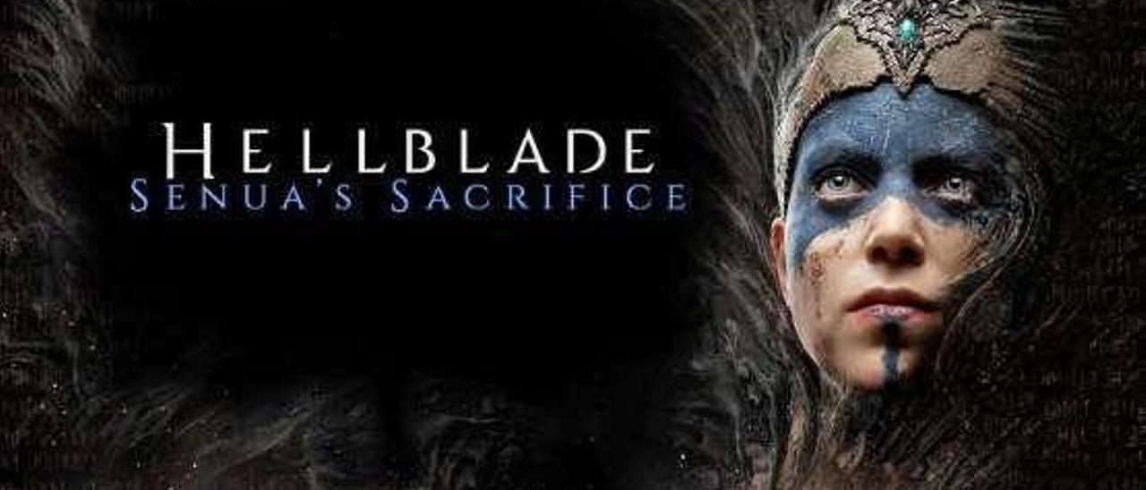 """""""Hellblade Senua's Sacrifice""""."""