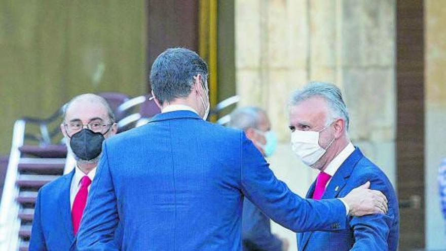 Canarias se juega la recuperación en el nuevo contexto de la pugna territorial