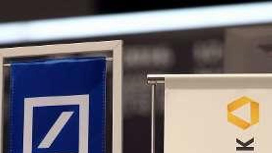 Los dos mayores bancos de Alemania inician negociaciones para su fusión