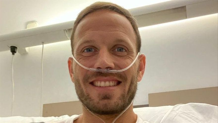 El jugador Dani Castellano da positivo en coronavirus