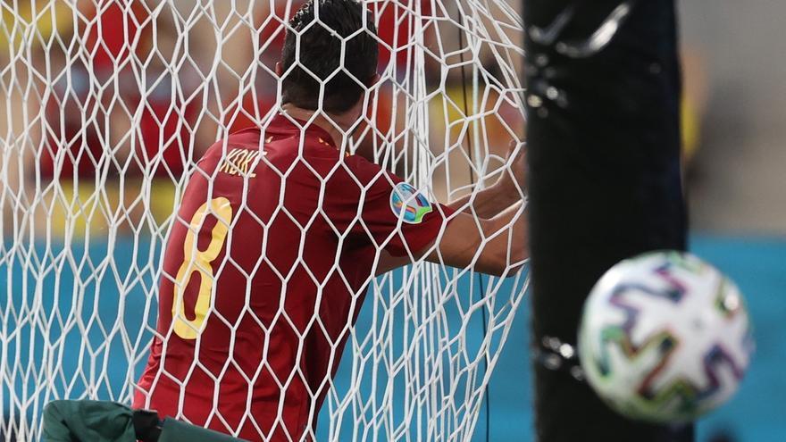 Eurocopa: Espanya no passa de l'empat en el debut contra Suècia (0-0)