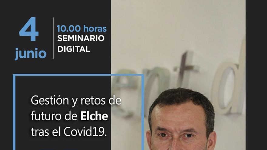 Encuentro web con Carlos González
