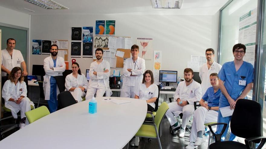 El hospital de Son Espases realiza el primer autotrasplante renal a un donante vivo