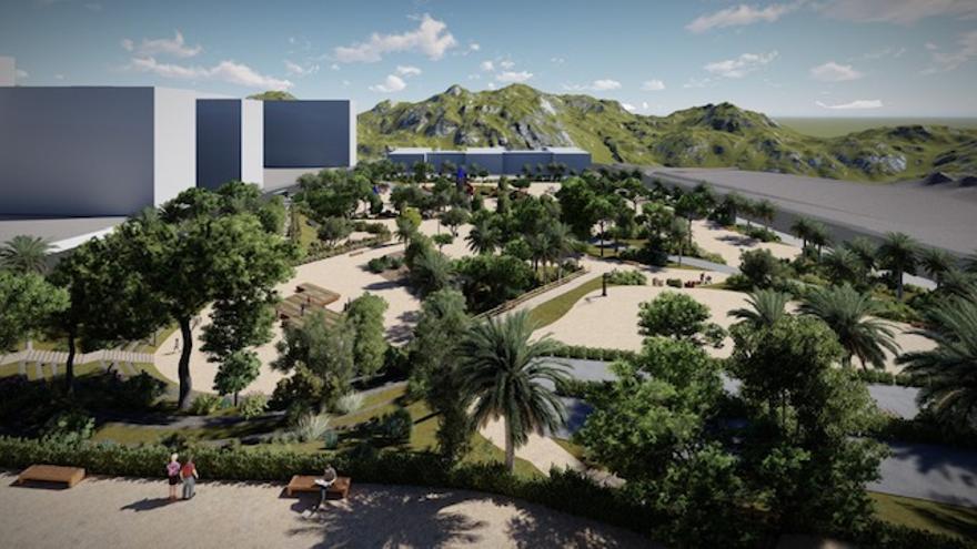 Sale adelante una inversión de 4,3 millones de euros en obras de urbanismo en Alicante
