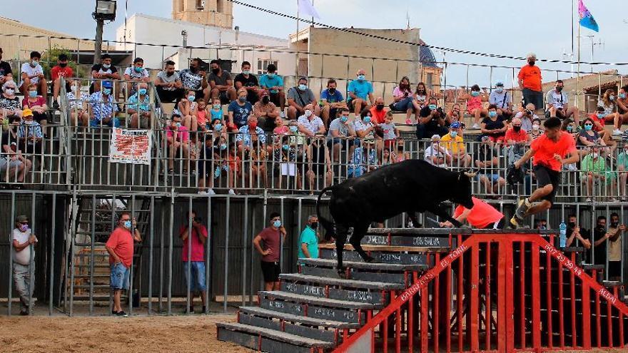 Alcalà retoma los actos taurinos tras 721 días de paréntesis
