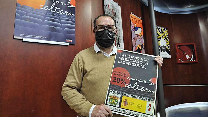 Minicines Central de A Estrada pone en marcha una campaña entre los centros escolares de la zona