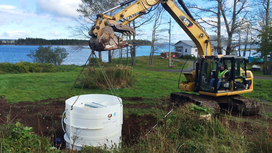 El problema y la solución al tratamiento de las aguas residuales