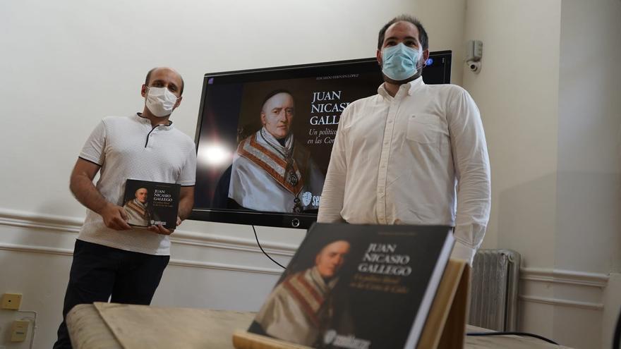El zamorano Juan Nicasio Gallego, al descubierto