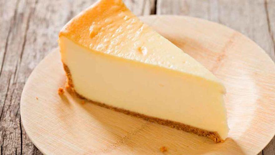 La tarta de queso más sana y sabrosa gracias a su ingrediente secreto