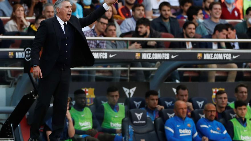 """Ancelotti: """"Vinicius tiene que aprender a ser eficaz en todos los momentos"""""""
