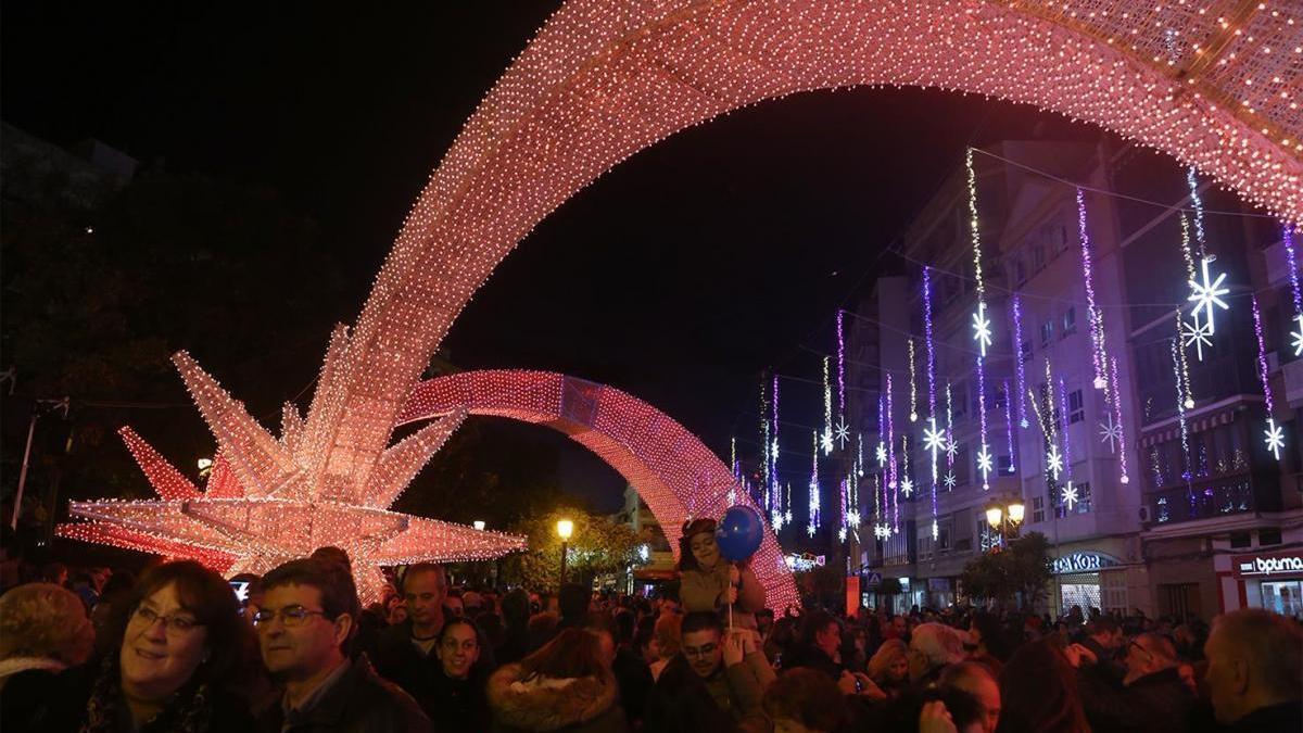 Puente Genil suspende el espectáculo de luz y sonido de la Navidad por el covid-19