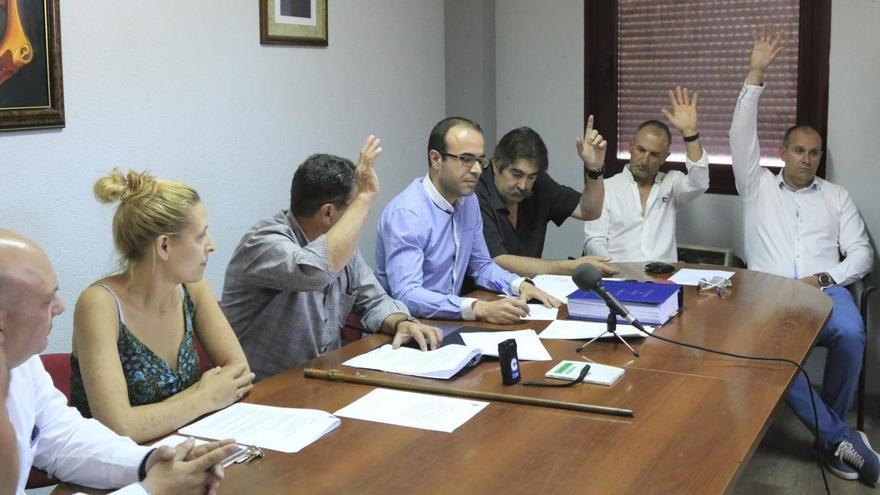 La oposición en Roales denuncia dos obras que comenzaron durante el periodo de exposición pública