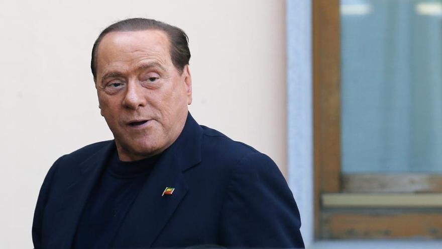 Silvio Berlusconi, hospitalizado