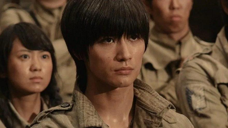 Muere Haruma Miura, actor de 'Ataque a los titanes', a los 30 años