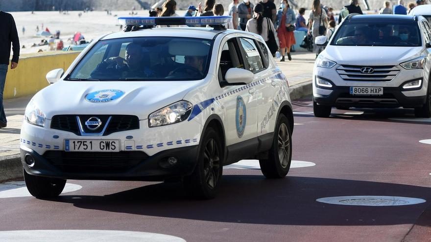 Policía Local de Sanxenxo