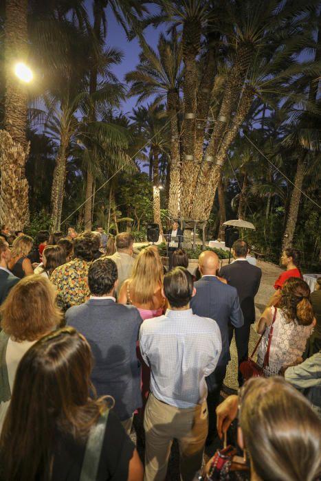 Pablo Casado acude a una celebración familar celebrada en el Huerto del Cura