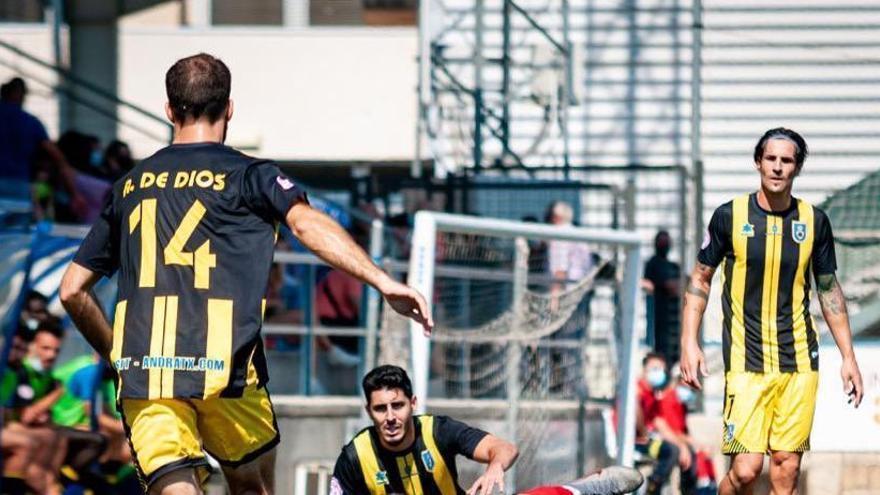 Marcos firma el primer gol y el primer punto del Andratx