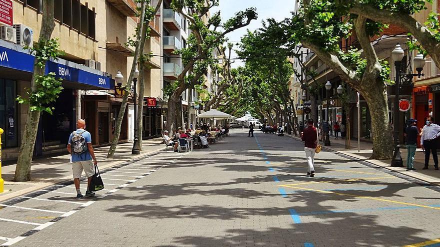 Un año sin coches en Marqués de Campo