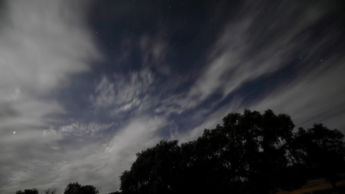 El cielo de El Viso está considerado como reserva Start Ligth.