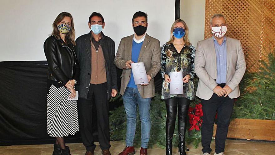 La DO Binissalem premia a Magdalena Mesquida y a la Associació Balear de Sommeliers