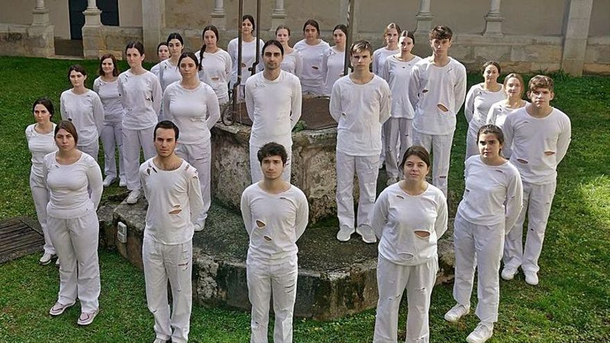 Cor de Teatre estrena «Variació II» a Portalblau