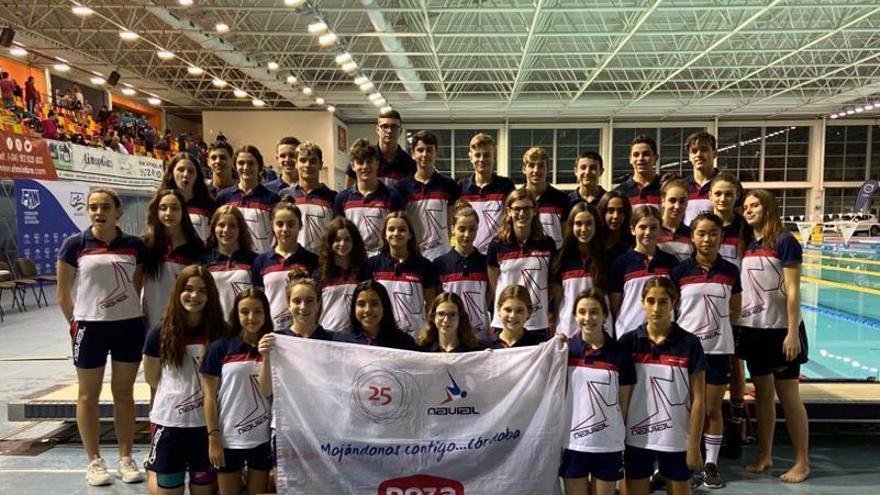 El Navial arrolla al llevarse todos los principales títulos en el campeonato andaluz infantil