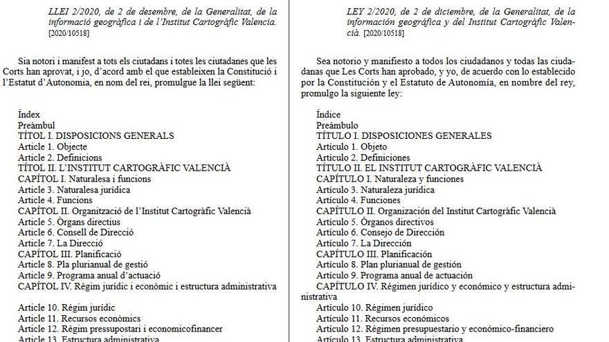 """El DOGV, un """"best seller"""" en pandemia"""
