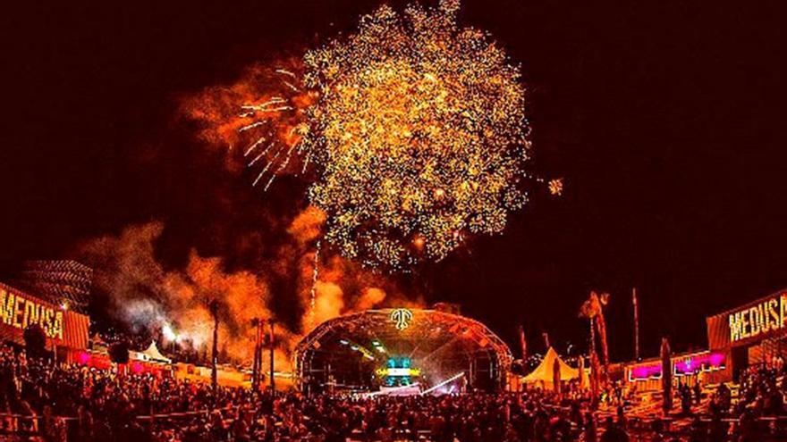 El Medusa de Cullera ya es el festival con más público de España