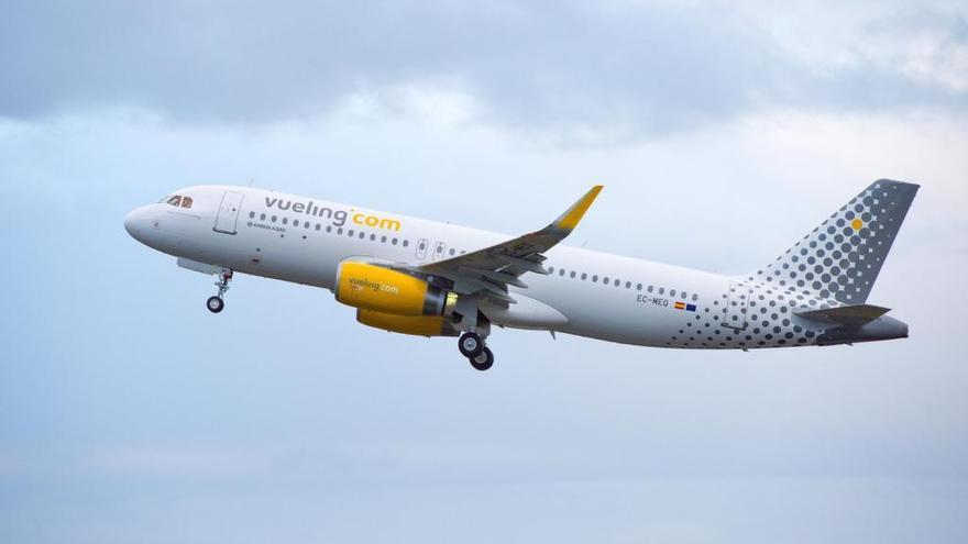 Vueling cancela un vuelo Palma-Barcelona hasta siete horas después