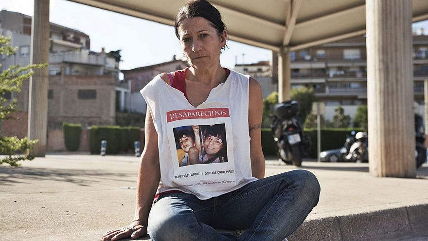 Protesta perquè reobrin el cas dels germans desapareguts Pires Òrrit