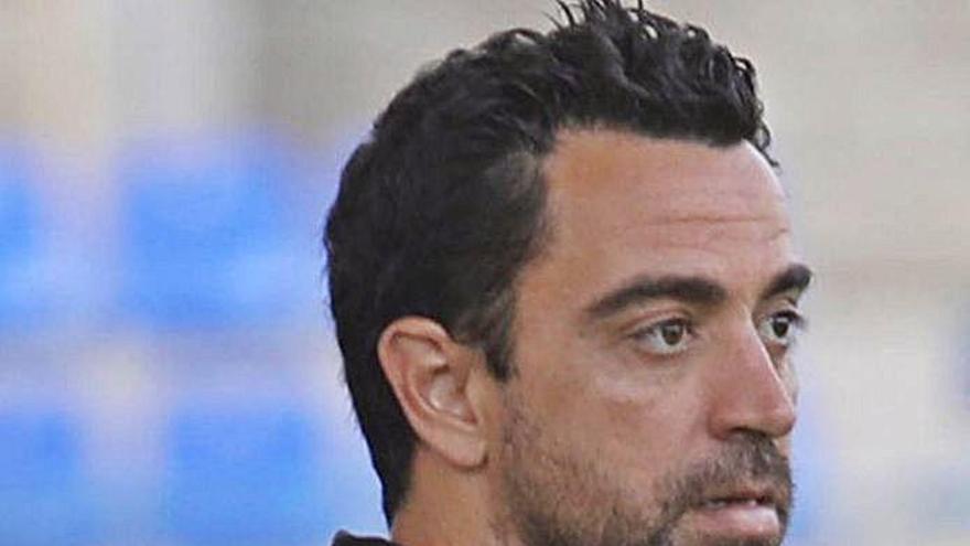 Xavi Hernández anuncia que ha donat positiu en  un test realitzat al Qatar