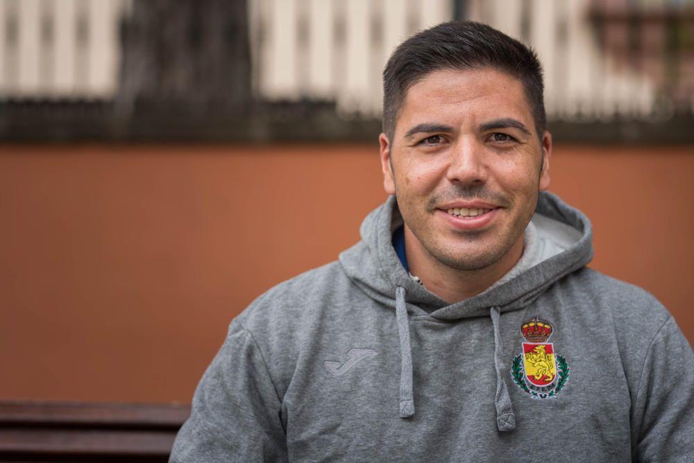 Víctor Navarro, árbitro de balonmano