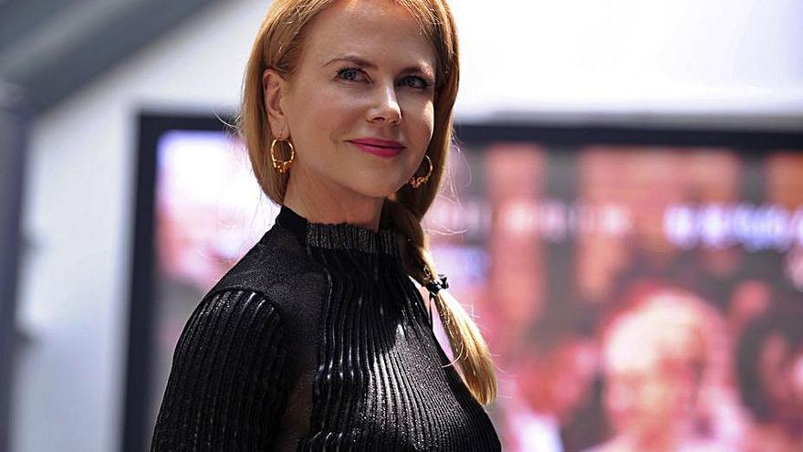 """Nicole Kidman extiende su racha televisiva con """"una fábula feminista de humor negro"""""""