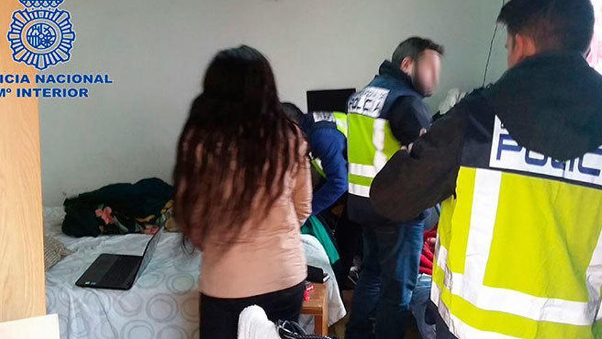 Polizei befreit 23-Jährige aus Zwangsprostitution