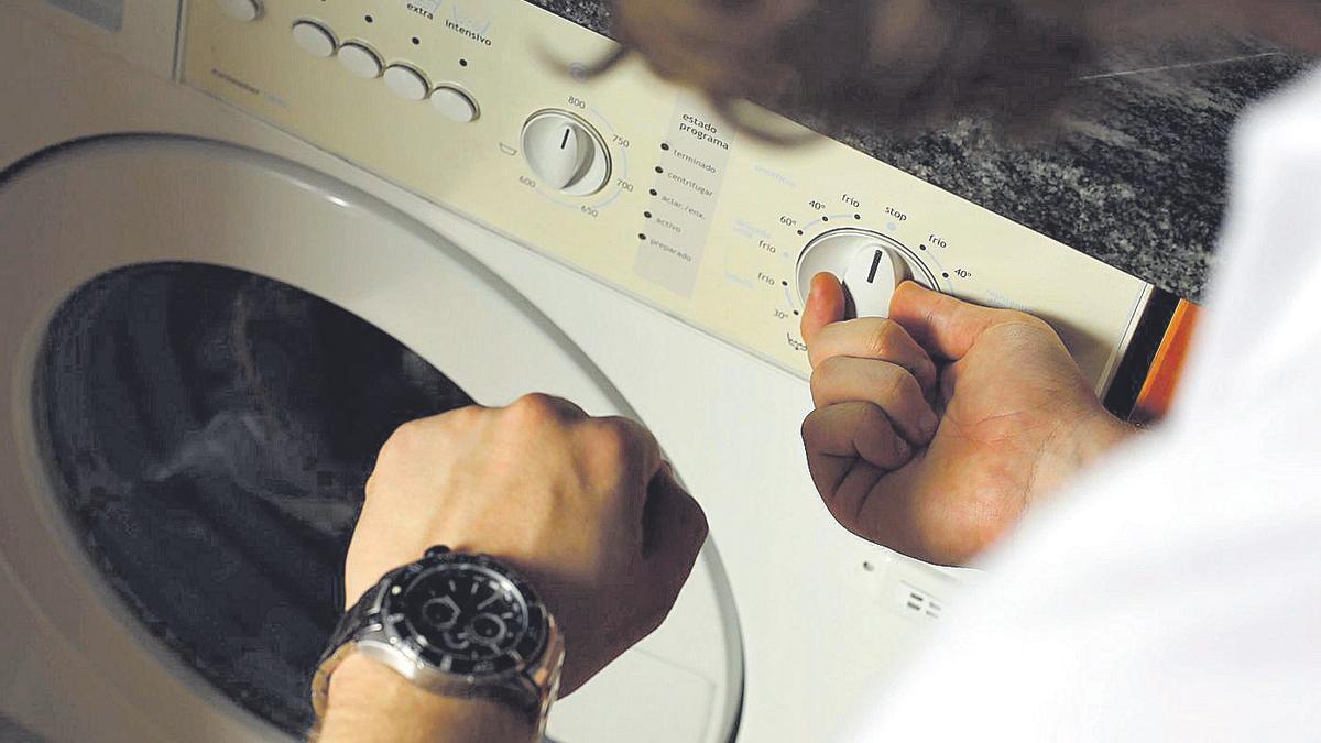 Los tramos horarios del precio de la luz influyen en el uso de los electrodomésticos.