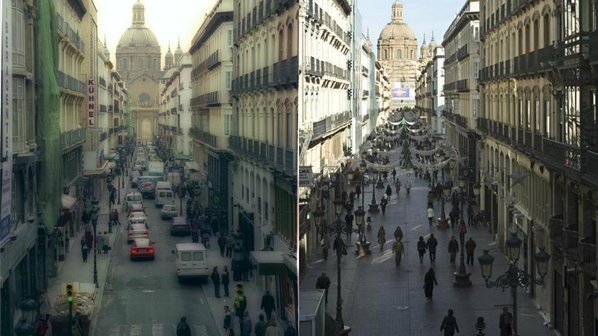 Calle Alfonso, 17 años de feliz vida peatonal