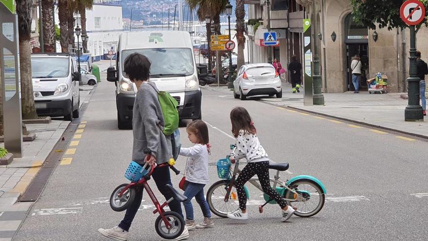 Estas son las calles que serán peatonales los días laborables