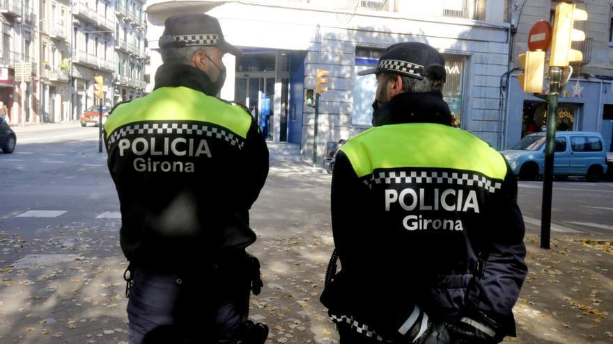 Els comerciants de Girona alerten d'un repunt de robatoris al centre de la ciutat