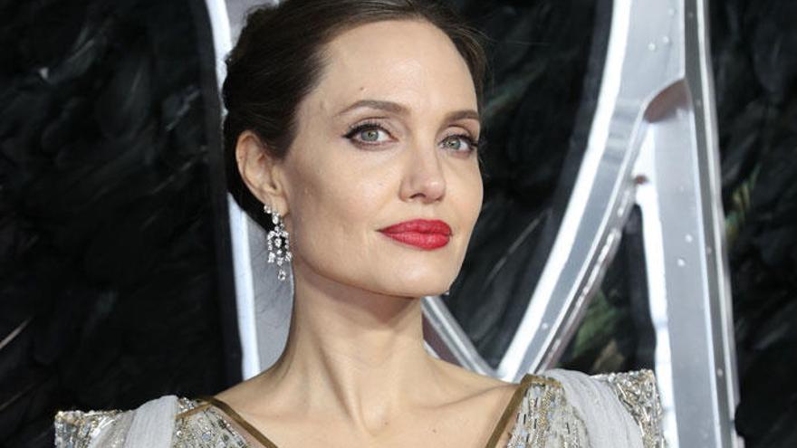 Angelina Jolie, desalojada del set de rodaje en Fuerteventura por una amenaza de bomba