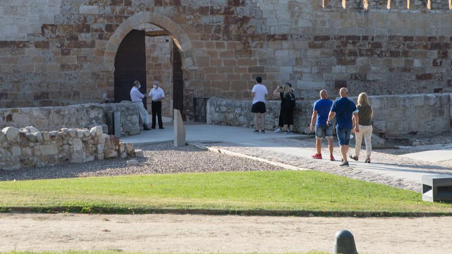 El turismo se recupera de forma intensa en Zamora, sin llegar a los datos de 2019