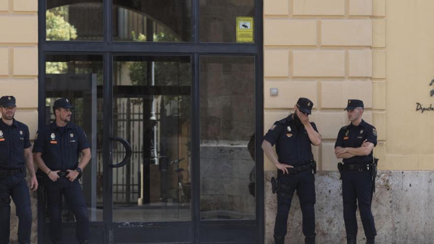 La UDEF busca más documentación de Alquería en la diputación y en Divalterra