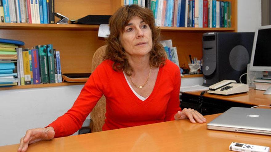 La catedrática Beatriz González pide más recursos de atención primaria