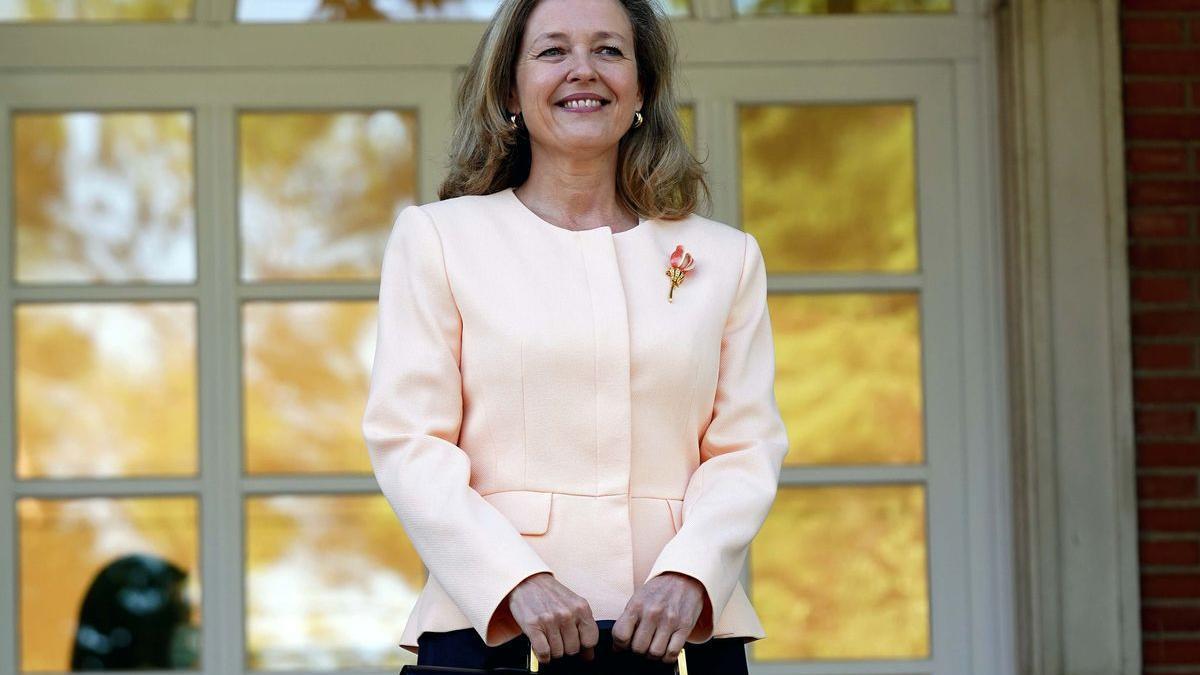 Nadia Calviño-.