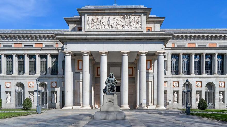 Las obras del Prado, disponibles en el móvil