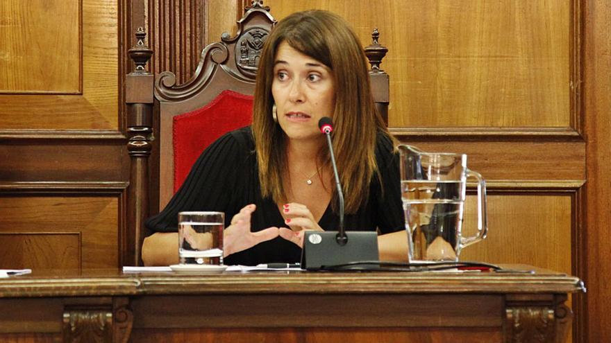 Zamorano compaginará la concejalía de Urbanismo de Alcoy  con la secretaría de Muro