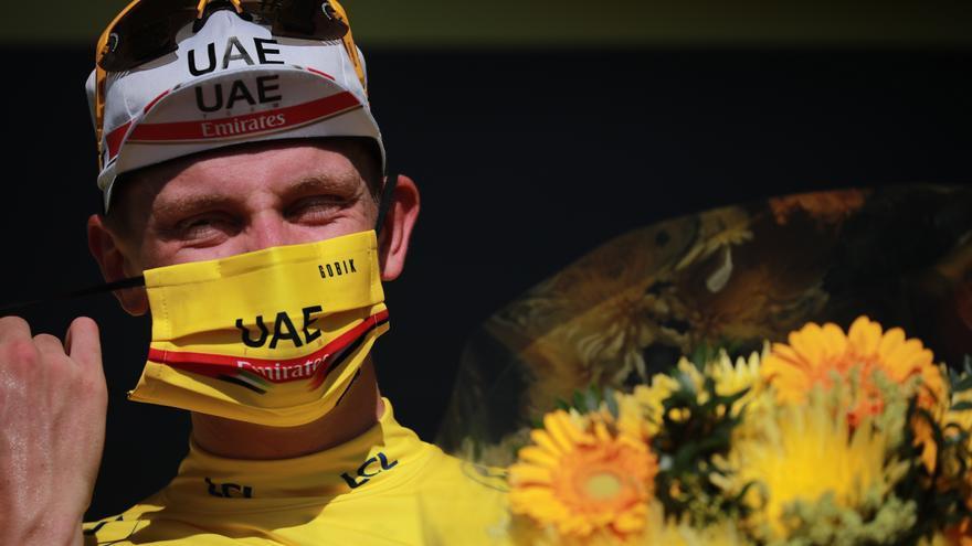 Así está la clasificación general del Tour de Francia tras la etapa 20
