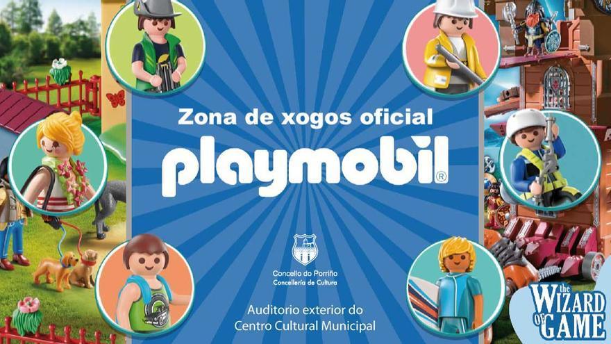 Festas do Cristo - Zona de xogos oficial Playmobil